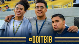 Cal Recruits Impressed on Visit Weekend