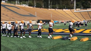 Wednesday Practice Report: Cal Prepares For No. 5 USC