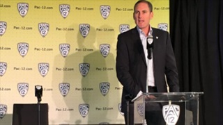 Scott Addresses Recruiting Scandal at Pac-12 Media Day