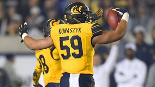Kunaszyk Named Pac-12 Defensive Player Of The Week