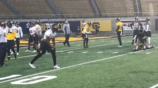 Wednesday Practice Report: Bears Go Fast and Physical