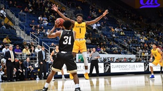 Cal Pulls Away For 79-65 Win Over Wofford