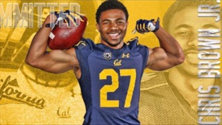 Brown Talks About His Commitment to Cal
