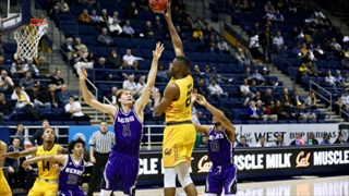 Bears Blown Out by Central Arkansas, 96-69