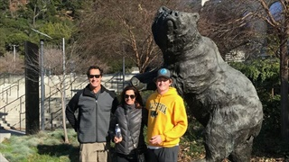 Bickett Sees His Future at Cal