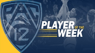 Anigwe Collects Player Of The Week Honors