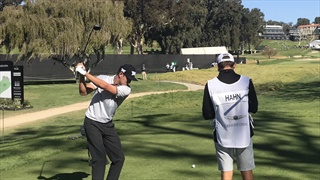 James Hahn, Cal Golfing Great catches up with BearInsider at Genesis Open