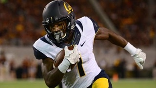 Cal Soph Receiver Stovall Opts to Transfer