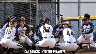 Cal Dances Into The Playoffs