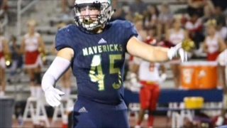 2020 LB Out of La Costa Canyon HS Offered