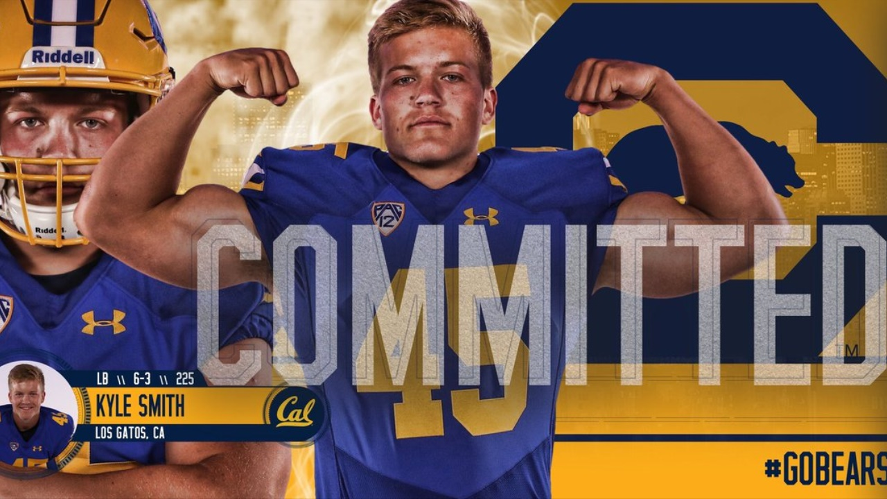Los Gatos Lb Kyle Smith Keeps The Bears Rolling With His Commitment
