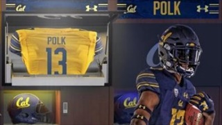 Polk to Stay Home and Rep the Bay With Cal