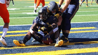 Bears Look Ragged but Rout Idaho State