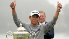 Morikawa Wins PGA Championship