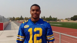 Bear Insider Video: Liberty DE Akili Calhoun Talks About Future at Cal