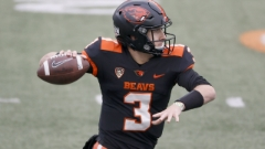 Short-handed Bears Done In By Mistakes at OSU