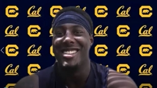 Hearing From the Newest Bears: Cal Tight End Jermaine Terry